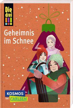 Die drei !!!: Geheimnis im Schnee von Sol,  Mira