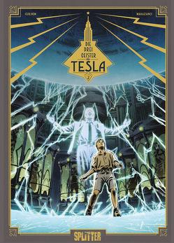 Die drei Geister von Tesla. Band 2 von Guilhem, Marazano,  Richard