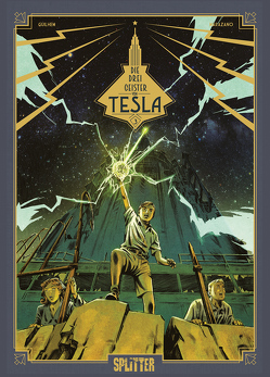 Die drei Geister von Tesla. Band 3 von Guilhem, Marazano,  Richard