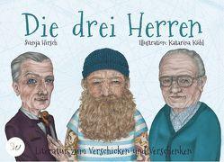 Die drei Herren von Hirsch,  Svenja, Kühl,  Katarina