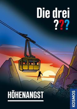 Die drei ??? Höhenangst (drei Fragezeichen) von Christoph,  Silvia, Minninger,  André