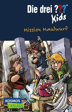 Die drei ??? Kids 18: Mission Maulwurf von Blanck,  Ulf, Wegner,  Stefanie