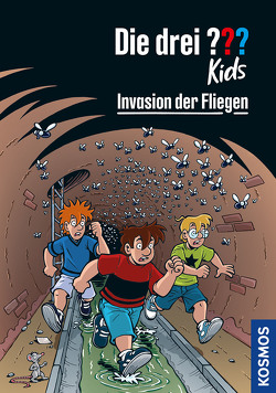Die drei ??? Kids, 3, Invasion der Fliegen von Blanck,  Ulf, Smialkowski,  Udo