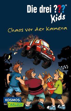 Die drei ??? Kids 4: Chaos vor der Kamera von Blanck,  Ulf, Wegner,  Stefanie