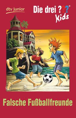 Die drei ??? Kids 47 – Falsche Fußballfreunde von Juch,  Harald, Pfeiffer,  Boris