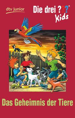 Die drei ??? Kids 53 – Geheimnis der Tiere von Blanck,  Ulf, Juch,  Harald