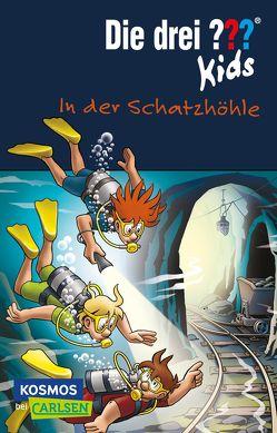 Die drei ??? Kids 64: In der Schatzhöhle von Juch,  Harald, Pfeiffer,  Boris, Smialkowski,  Udo