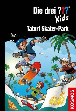 Die drei ??? Kids, 84, Tatort Skater-Park (drei Fragezeichen Kids) von Blanck,  Ulf, Schmidt,  Kim
