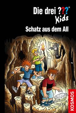 Die drei ??? Kids, 88, Schatz aus dem All von Blanck,  Ulf, Gumpert,  Steffen