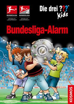 Die drei ??? Kids, Bundesliga-Alarm von Pfeiffer,  Boris