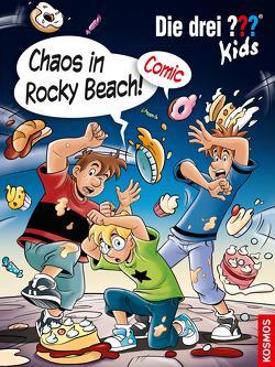 Die drei ??? Kids, Chaos in Rocky Beach! (drei Fragezeichen Kids) von Hector,  Christian, Springorum,  Björn