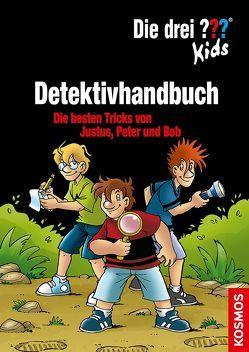 Die drei ??? Kids, Detektivhandbuch von Blanck,  Ulf