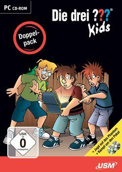 Die drei ??? Kids Doppelpack von United Soft Media Verlag GmbH