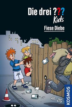 Die drei ??? Kids, Fiese Diebe von Blanck,  Ulf, Gumpert,  Steffen, Pfeiffer,  Boris, Schmidt,  Kim