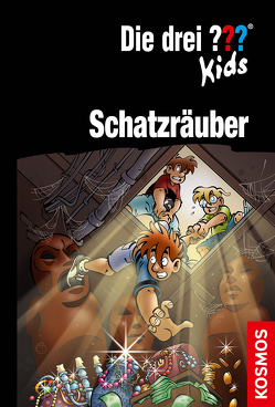Die drei ??? Kids, Schatzräuber von Blanck,  Ulf, Pfeiffer,  Boris, Schmidt,  Kim, Staats,  Imke