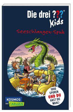 Die drei ??? Kids und du 1: Seeschlangen-Spuk von Juch,  Harald, Pfeiffer,  Boris