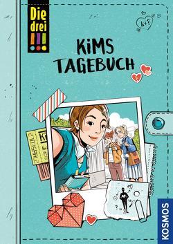 Die drei !!!, Kims Tagebuch (drei Ausrufezeichen) von Flammang,  Sina, Wenzel,  Hanna