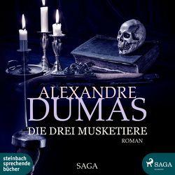 Die drei Musketiere von Dumas,  Alexandre, Lindert,  Christoph