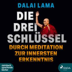 Die drei Schlüssel von Fiebig,  Andreas, Lama,  Dalai