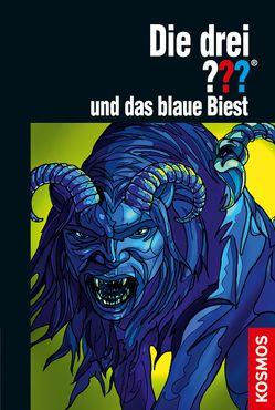 Die drei ??? und das blaue Biest von Buchna,  Hendrik, Christoph,  Silvia