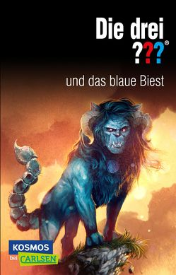 Die drei ???: und das blaue Biest von Buchna,  Hendrik