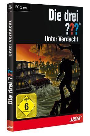 Die drei ??? –  Unter Verdacht (DVD-ROM)