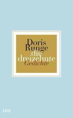 die dreizehnte von Runge,  Doris