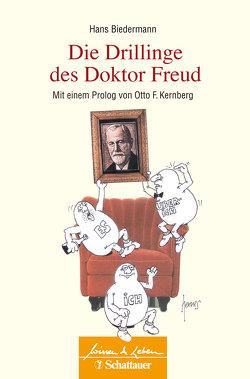 Die Drillinge des Doktor Freud von Biedermann,  Hans