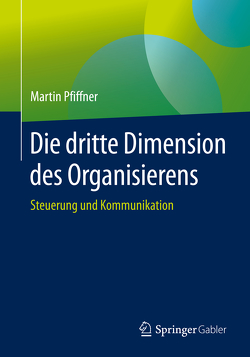 Die dritte Dimension des Organisierens von Pfiffner,  Martin