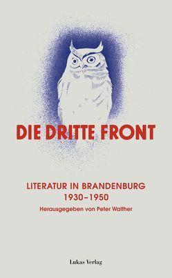 Die Dritte Front von Walther,  Peter
