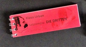 DIE DRITTEN von Urban,  Klaus