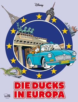 Die Ducks in Europa von Disney,  Walt