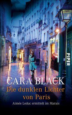 Die dunklen Lichter von Paris von Black,  Cara, Hoffmann,  Carolin