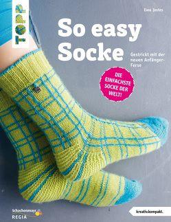 Die Easy-Socke (kreativ.kompakt.) von Jostes,  Ewa