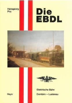 Die EBDL von Prix,  Hansgeorg