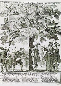 Die Ehe in der populären Druckgraphik des 16. und 17. Jahrhunderts von Bake,  Kristina