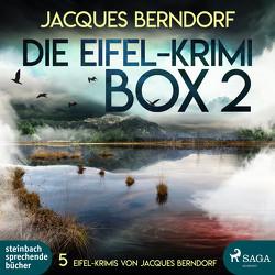 Die Eifel-Krimi Box 2 von Berndorf,  Jacques, Fiebig,  Andreas