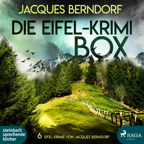 Die Eifel-Krimi Box von Berndorf,  Jacques