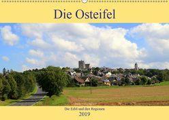 Die Eifel und ihre Regionen – Die Osteifel (Wandkalender 2019 DIN A2 quer) von Klatt,  Arno