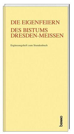 Die Eigenfeiern des Bistums Dresden-Meißen
