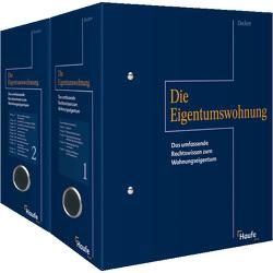 Die Eigentumswohnung plus DVD von Briesemeister,  Lothar, Deckert,  Wolf-Dietrich, Drasdo,  Michael, Gottschlag,  Wolfgang, Stürzer,  Rudolf