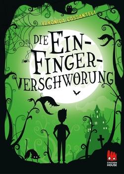 Die Ein-Finger-Verschwörung von Cossanteli,  Veronica, Rothfuss,  Ilse