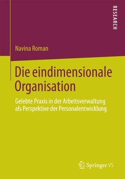 Die eindimensionale Organisation von Roman,  Navina