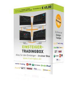 Die Einsteiger-Tradingbox von FinanzBuch Verlag