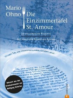 Die Einzimmertafel St. Amour von Ohno,  Mario, Tschelebiew,  Marion