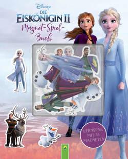 Die Eiskönigin 2 – Magnet-Spiel-Buch