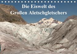 Die Eiswelt des Großen Aletschgletschers (Tischkalender 2020 DIN A5 quer) von Michel,  Ingrid