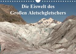 Die Eiswelt des Großen Aletschgletschers (Wandkalender 2020 DIN A4 quer) von Michel,  Ingrid