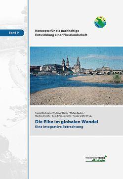 Die Elbe im globalen Wandel von Gräfe,  Peggy, Hansjürgens,  Bernd, Hartje,  Volkmar, Kaden,  Stefan, Venohr,  Markus, Wechsung,  Frank