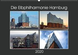 Die Elbphilharmonie Hamburg (Wandkalender 2020 DIN A2 quer) von Hamburg, Mirko Weigt,  ©